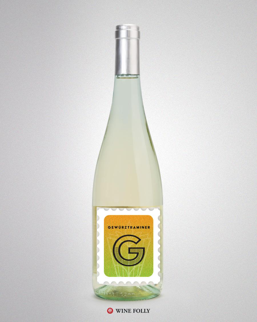 gewurztraminer-bottle