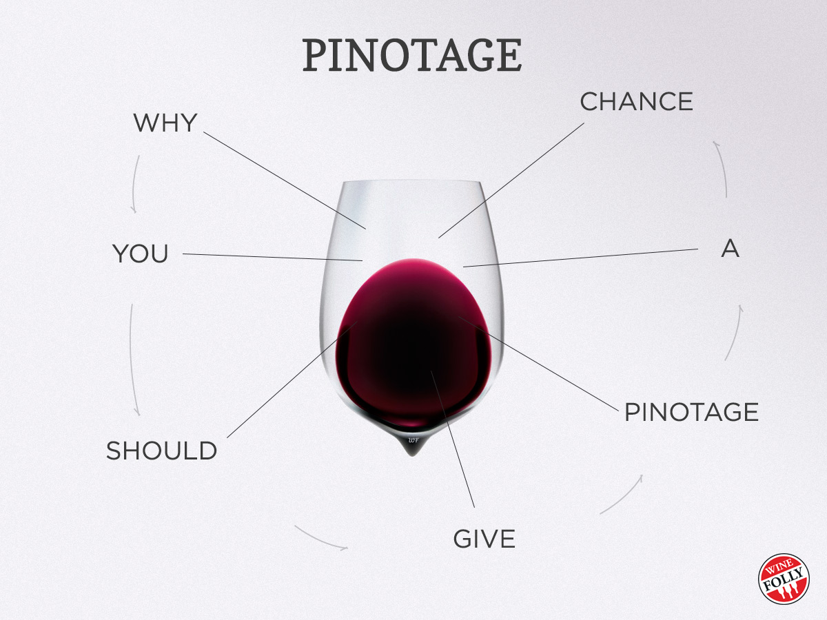 Give Pinotage Wine a Chance