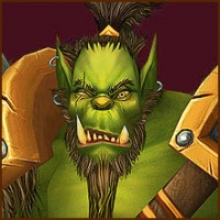 Glogg Orc from WoW