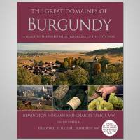 great domaines of burgundy wine book remington norman
