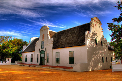 Groot Constantia South African Wine