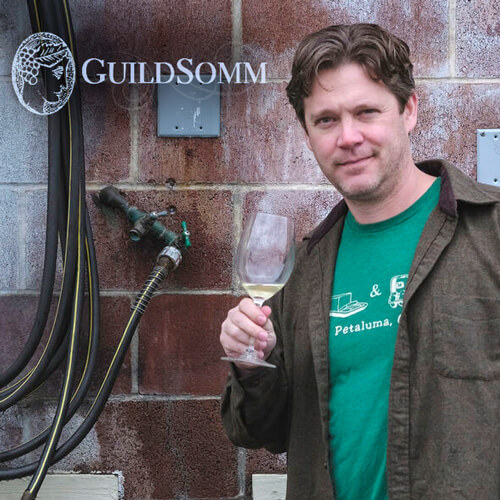 Guildsomm Podcast hosted by Geoff Kruth