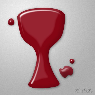 holy grail 'Aha' Wine Spill