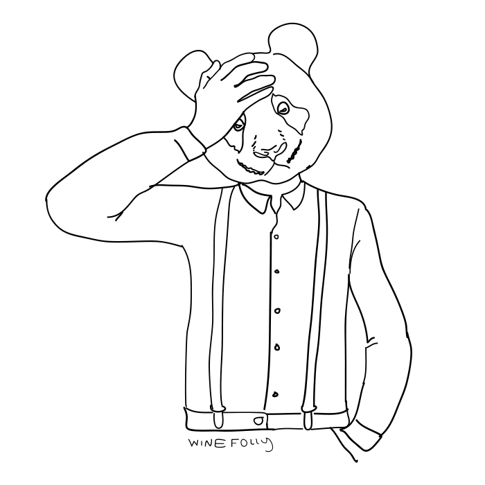 hungover-bear-illustration-hipster