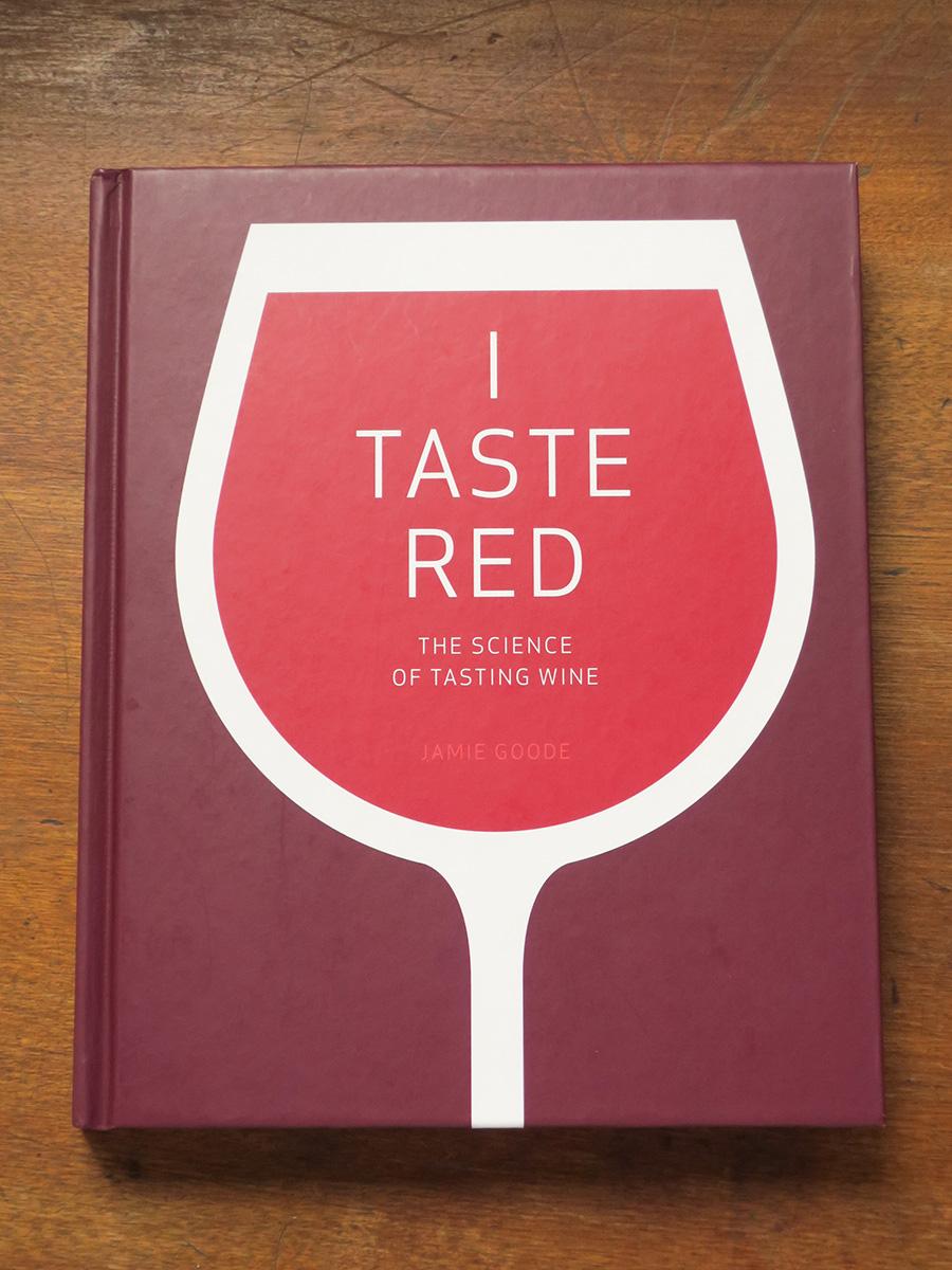 I Taste Red Book