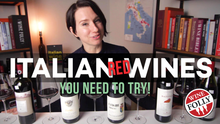 Madeline Puckette explore Italian red wines