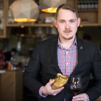 Jackson Rohrbaugh, Wine Sommelier