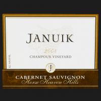 januik wine champoux vineyard