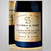 Judgement of Paris wine book