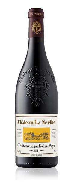 Château La Nerthe Rouge Bottle