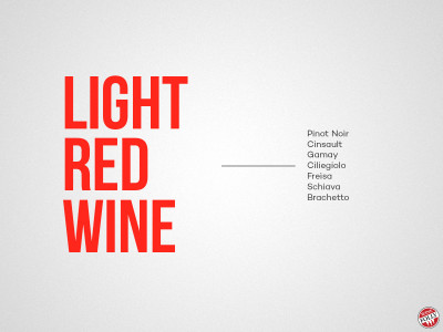 light-red-wine-styles