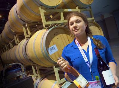 Lillian Gresset Wine Enologist