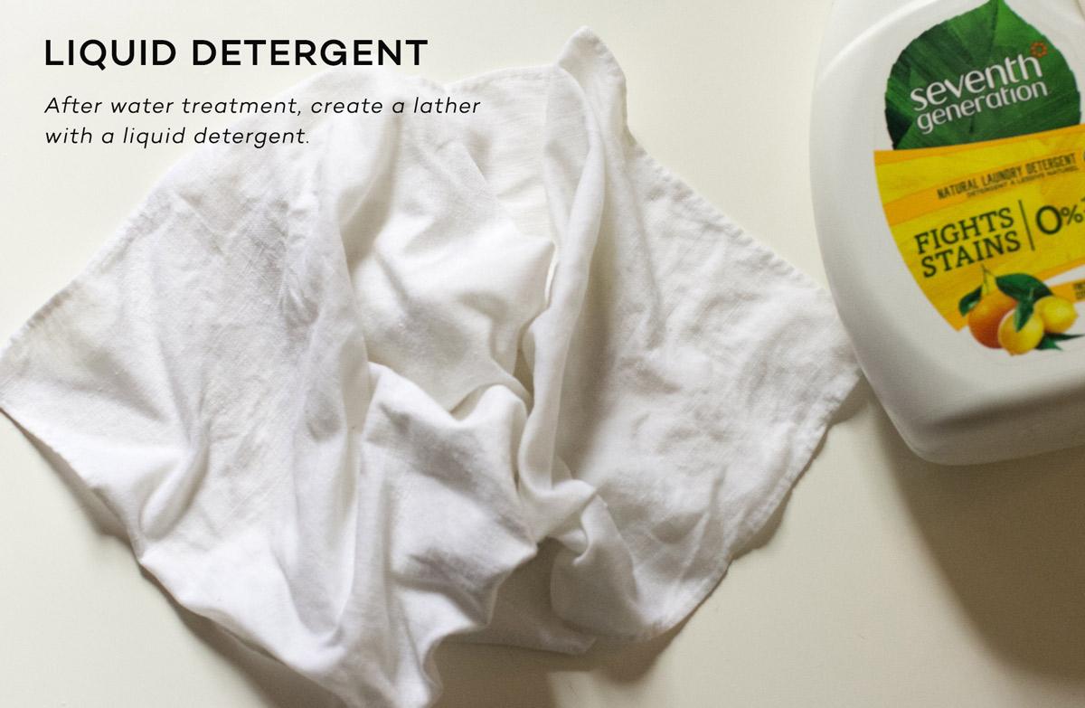 liquid-detergent-to-remove-wine-stains