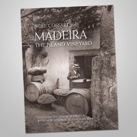 Madeira the Island Vineyard wine book