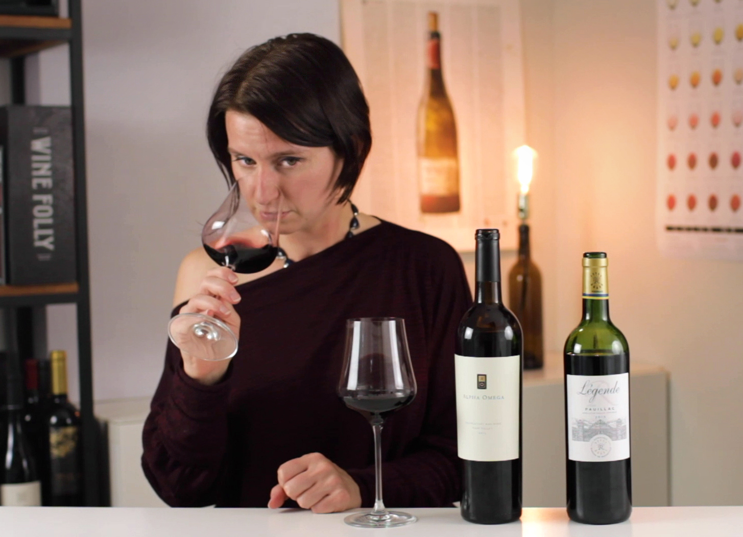 Madeline Puckette wine sommelier in Seattle