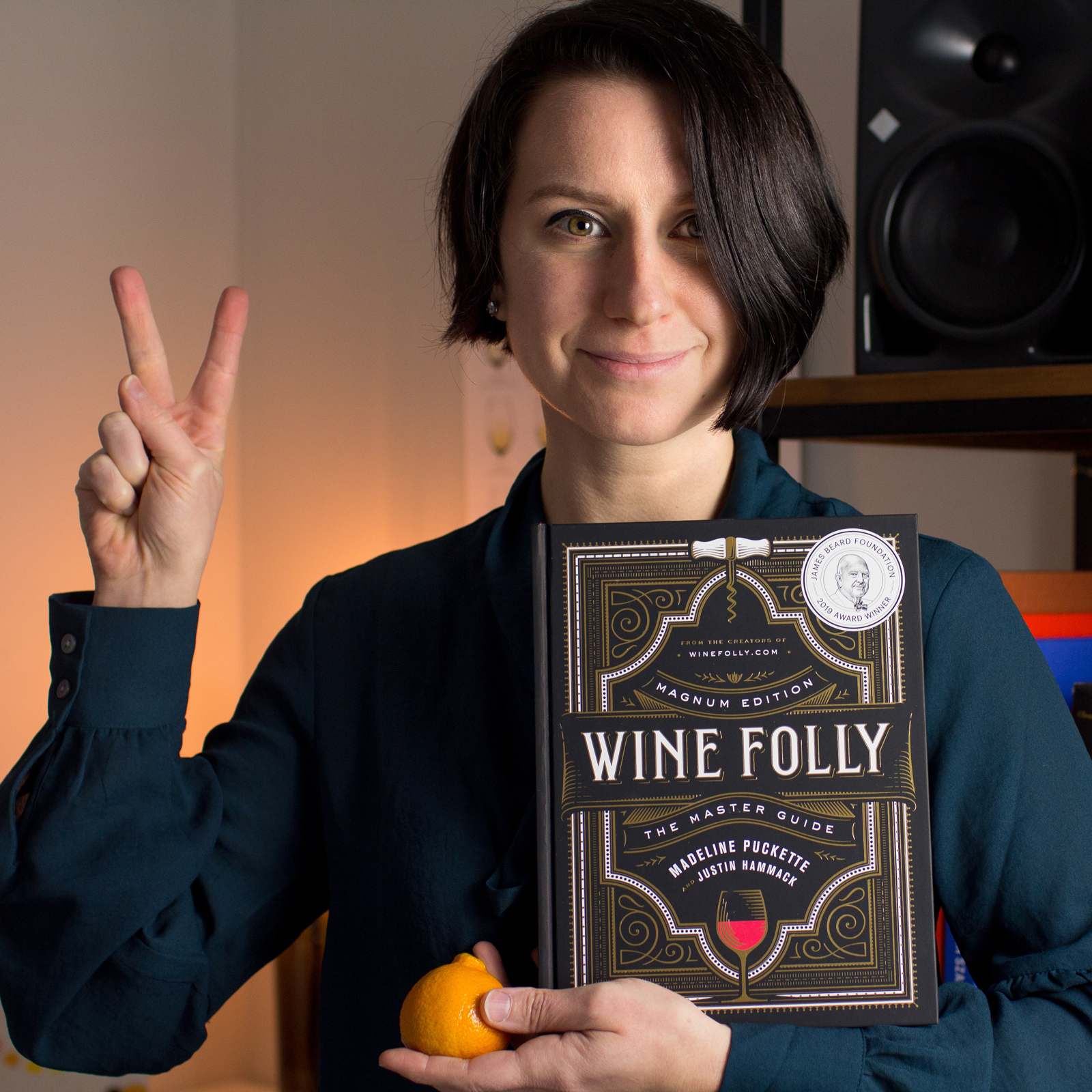 Madeline Puckette - Wine Folly: Magnum Edition Book - Author 2019