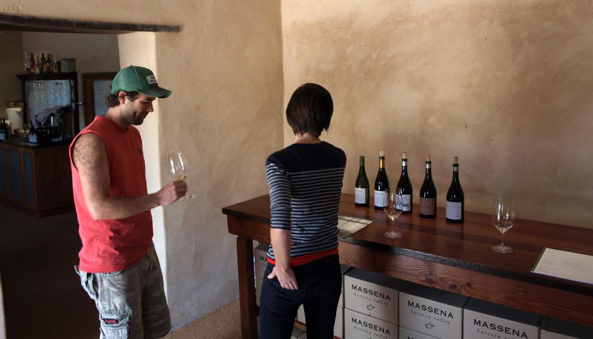 Massena wine Fraser Mckinley Standish Wine Company