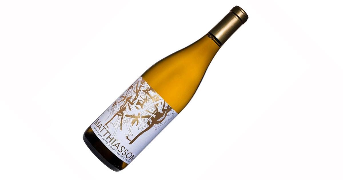Matthiasson Linda Vista Napa Valley Chardonnay