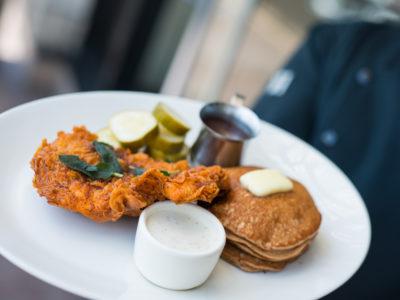 nashville-hot chicken