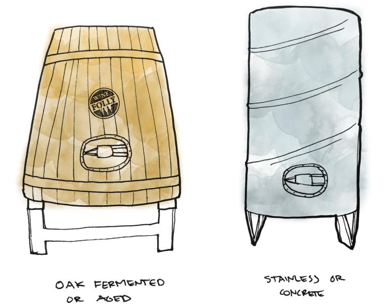 oak-vs-stainless-in-wine