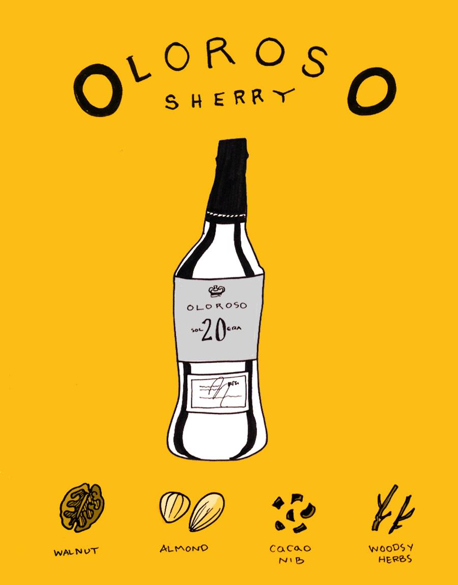 oloroso-sherry-wine-taste-pairing
