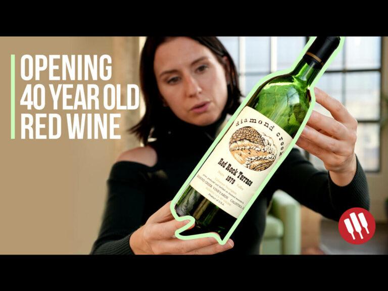 opening-40-year-old-wine-diamond-creek
