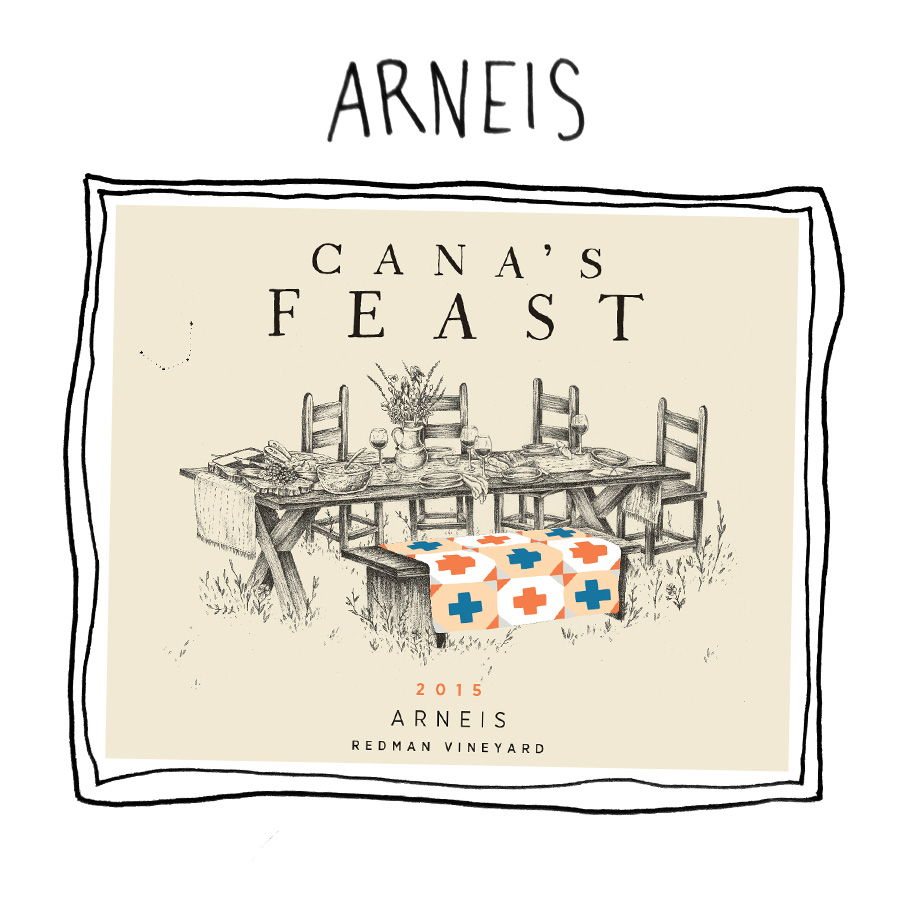Oregon Arneis Cana's Feast Wine