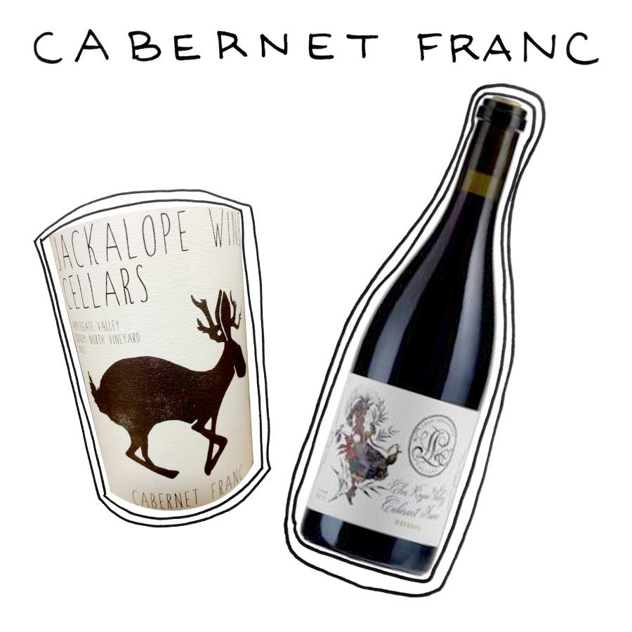 Oregon Cabernet Franc Wine