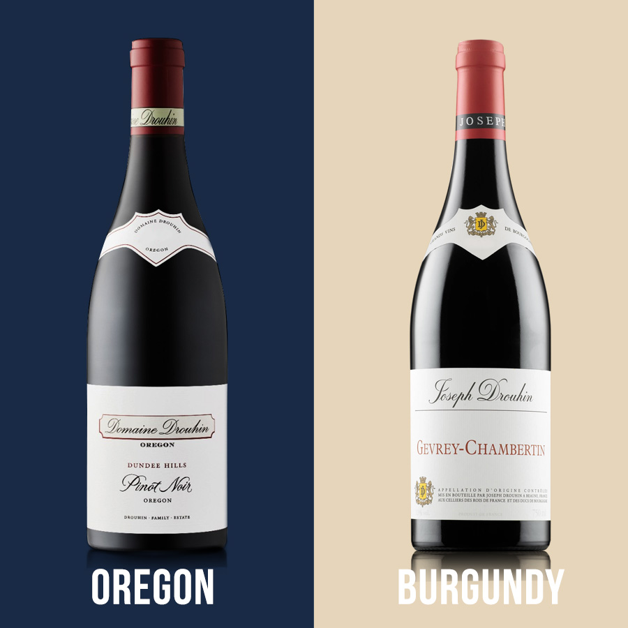 oregon-vs-burgundy-pinot-noir