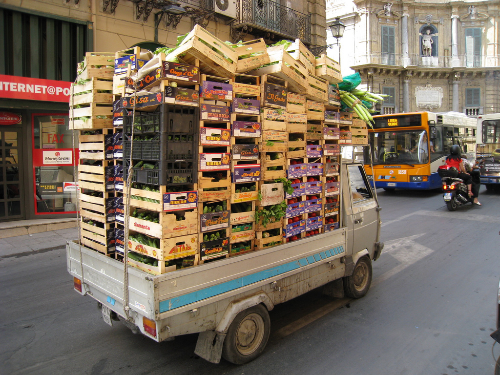 overloaded-truck-vegetables-hot-summer