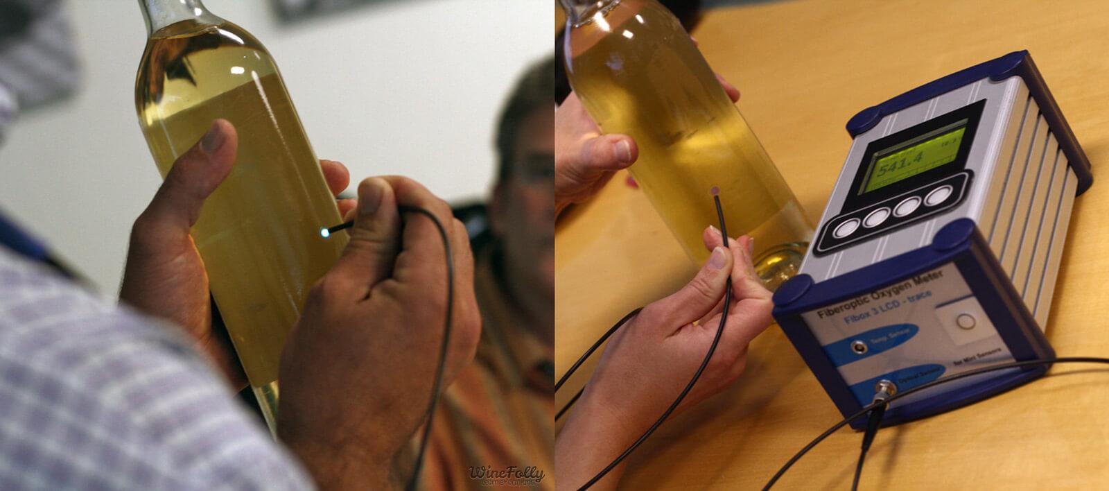 oxygen-sensor-in-wine