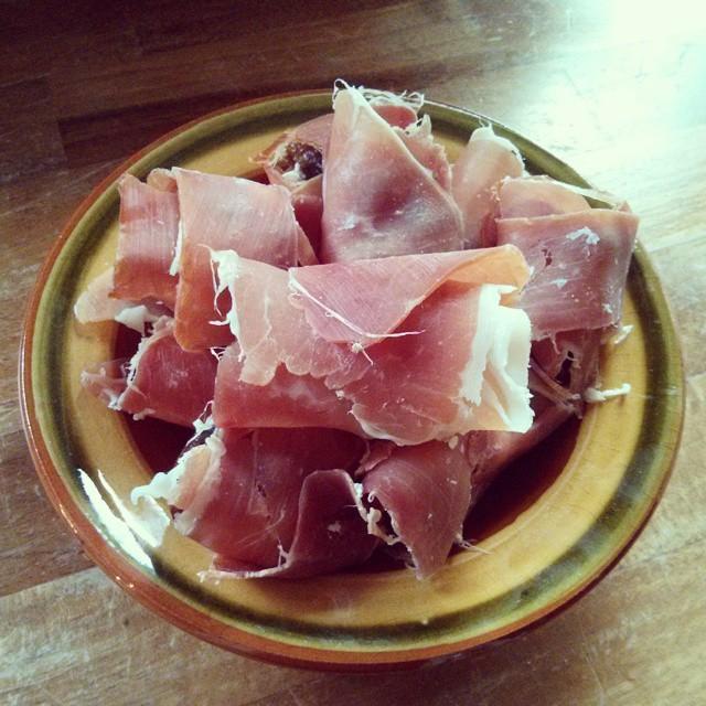 Parma Prosciutto Ham Dry-Cured