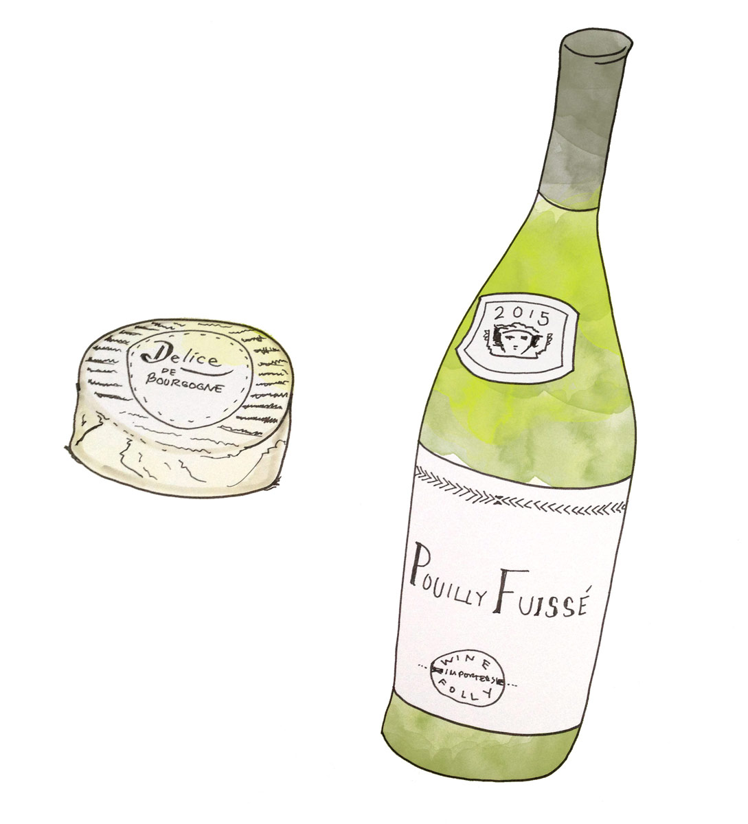 pouilly-fuisse-bourgogne-chardonnay-cheese-pairing