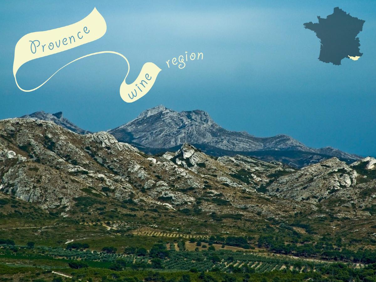 Provence Wine Region