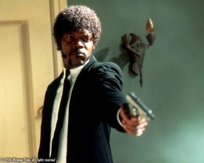 Pulp Fiction Samuel L Jackson (1280×1024) Image