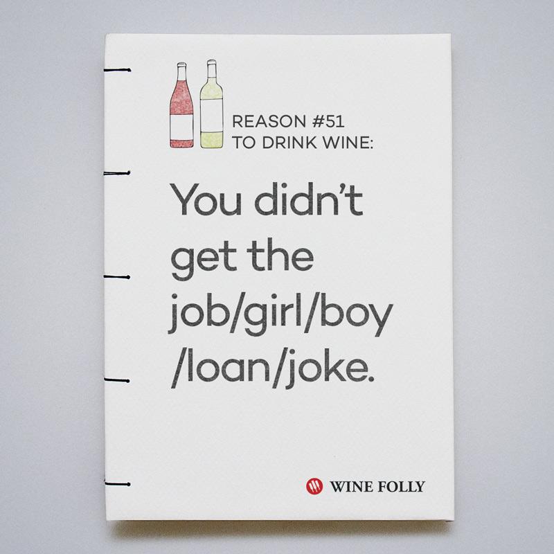 Reason #51: You didn't get the job/ girl/ boy/ loan/ joke.