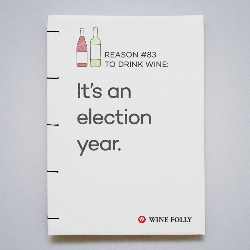 Reason #83 It's an election year