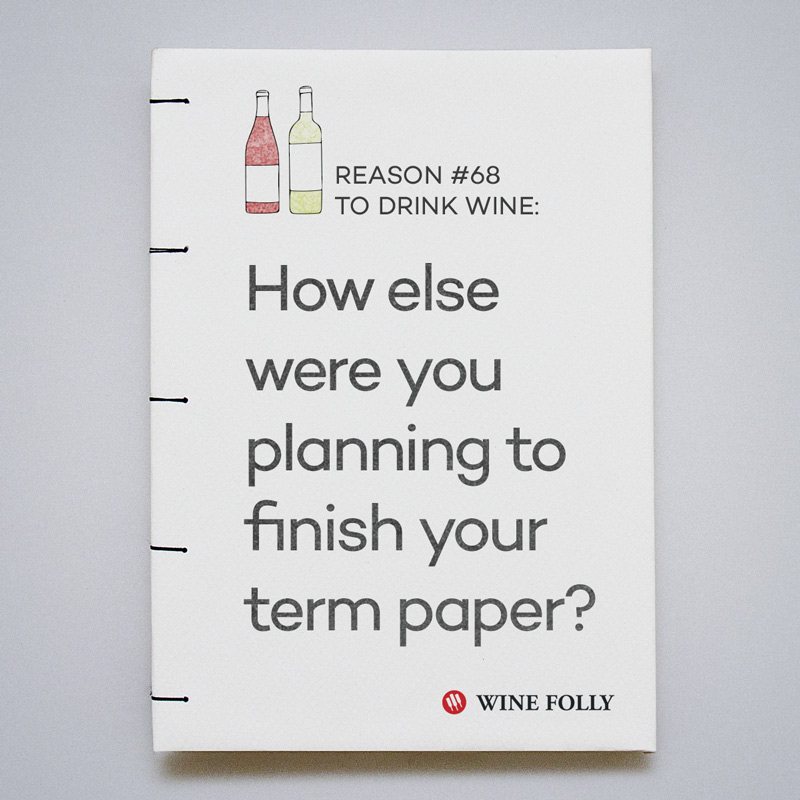 How else were you planning to finish your term paper?