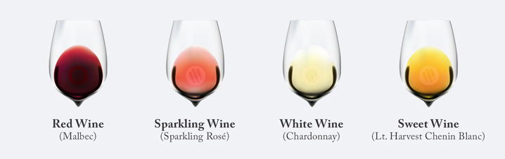 red-white-sparkling-sweet-wine-in-glass
