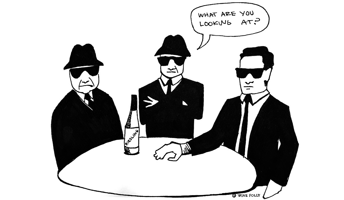 riesling-blues-bros-resevoir-dogs-illustration-winefolly