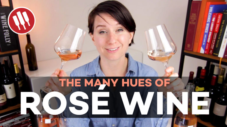Rose Wine Video with Madeline Puckette of Wine Folly