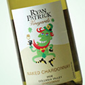 Ryan Patrick naked unoaked chardonnay from Washington