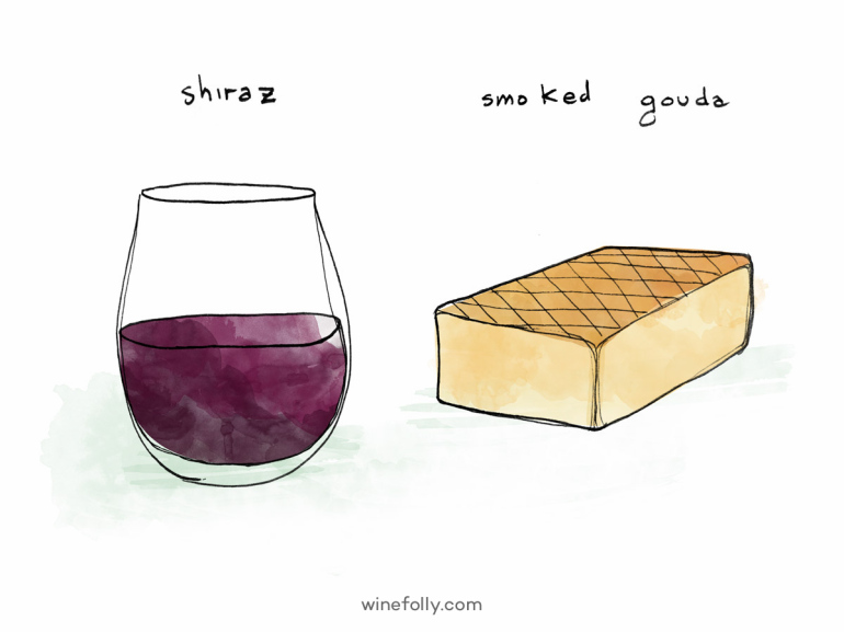 shiraz-gouda-wine-cheese