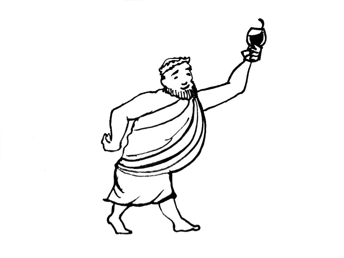 silenus-bacchus-illustration
