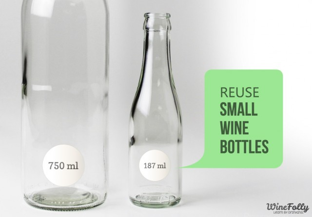 Small Wine Bottles