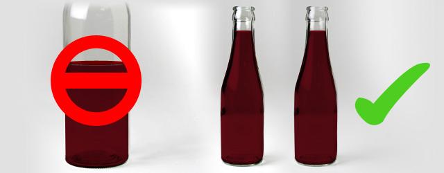 small wine bottles for preserving leftover wine