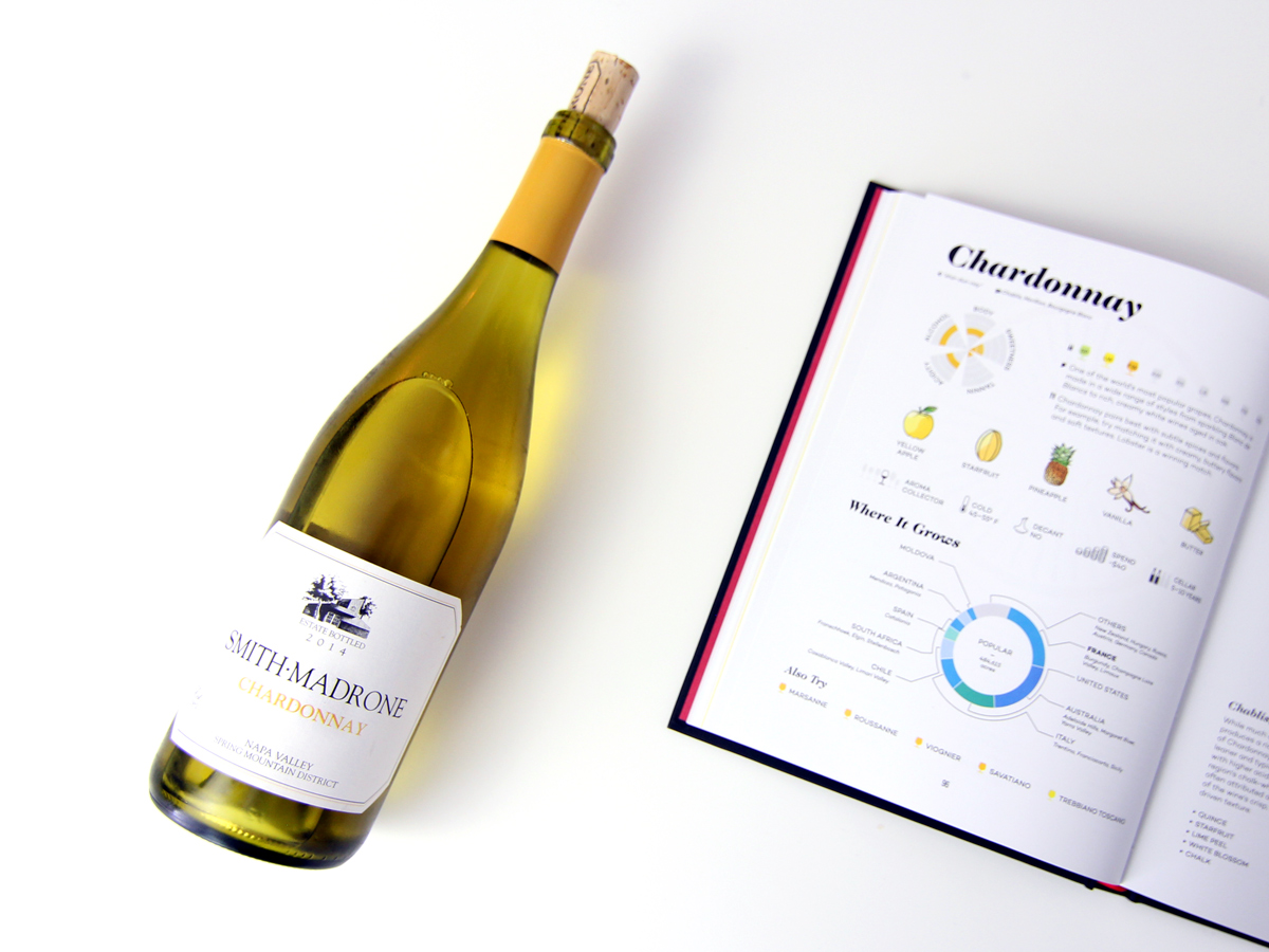 Smith-Madrone Napa Valley Chardonnay 2014 - Tasting Notes by Wine Folly