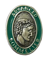 Sommelier Pin, Advanced, CMS
