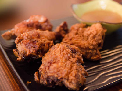 southern-fried chicken