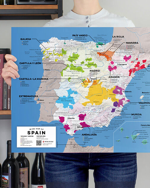 Finding My Spanish Wine